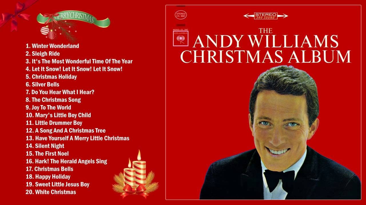 Andy Williams Christmas Album